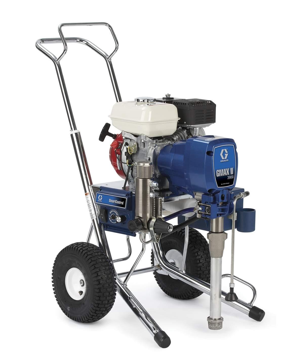 Бензиновый аппарат для безвоздушного напыления GMAX
