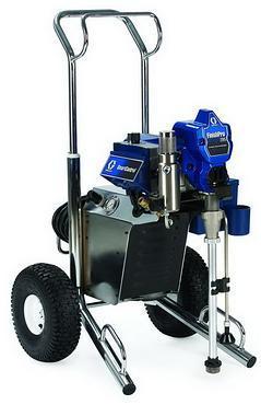 Электрический аппарат высокого давления комбинированного распыления FinishPro