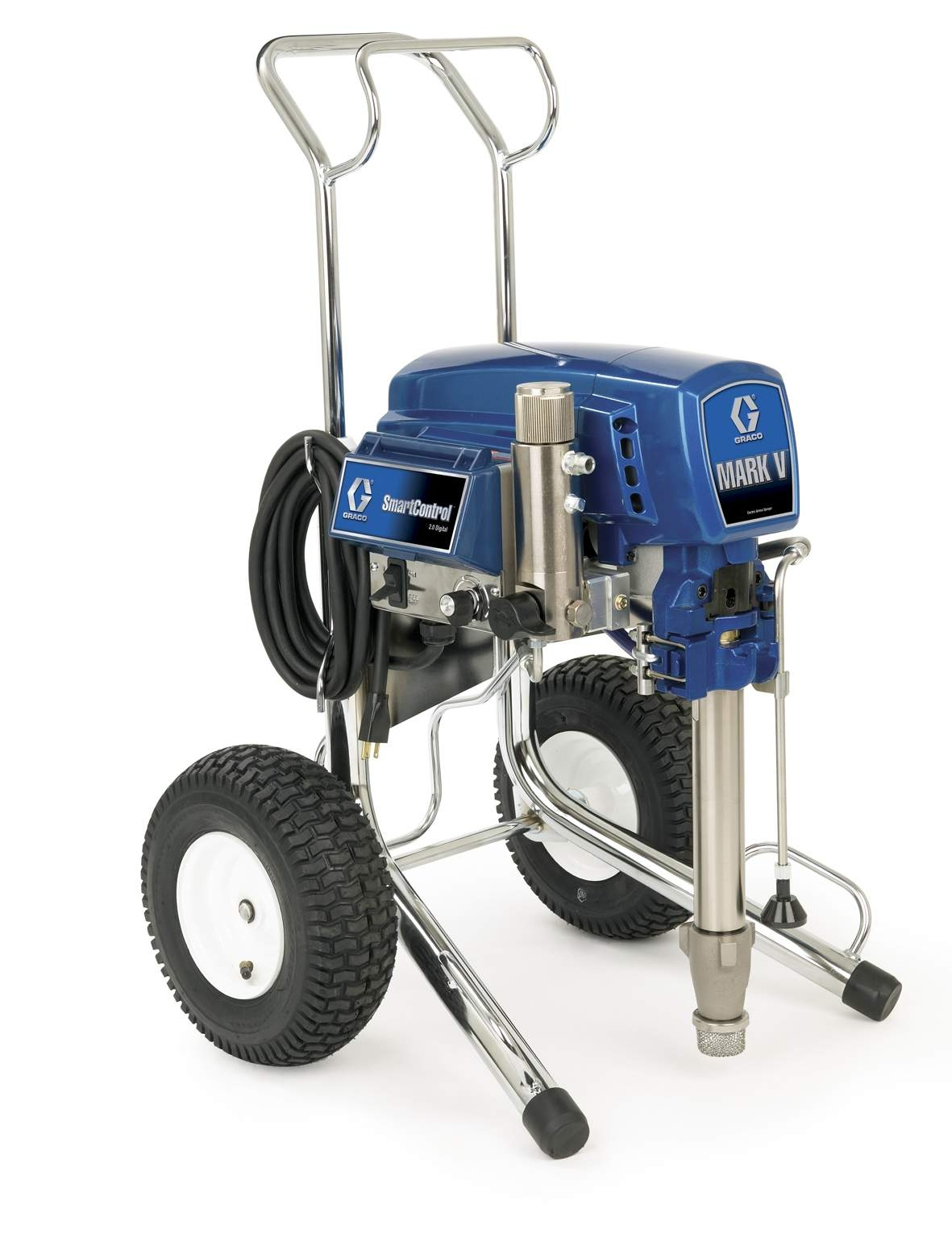 Электрический аппарат высокого давления безвоздушного напыления Mark