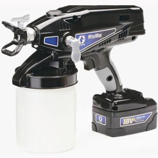 Электрический аппарат безвоздушного напыляения для чистовой отделки Minimax, Easymax
